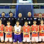 Chile derrotó a Perú en el comienzo de la Copa Panamericana U19 de Volleyball