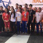 Delegación nacional viajó al Mundial Sub 17 de Levantamiento de Pesas