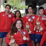 Team Chile alcanza las doce medallas de oro en los Juegos Parapanamericanos Juveniles