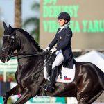 Virginia Yarur logra el segundo lugar en concurso FEI realizado en Miami