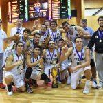 AB Temuco se consagró bicampeón de la Supercopa Saesa Frontel