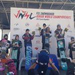 Antonia Yañez logró el cuarto lugar en el Mundial Juvenil de Snowboard