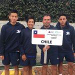 Chile cayó ante Brasil en su debut por el Sudamericano Sub 16 de Tenis