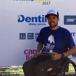 Tenista Carlos Muñoz ganó el Uberlandia Open en Brasil