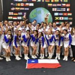 Chile se titula campeón mundial de Cheerleading en Estados Unidos
