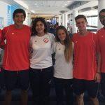 Duplas chilenas viajaron al Clasificatorio de Volleyball Playa para los Juegos Olímpicos de la Juventud