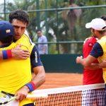 Chile cayó en el dobles y queda en desventaja por la serie de Copa Davis ante Colombia