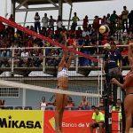 Finalizó la participación chilena en la cuarta fecha del Circuito Sudamericano de Volleyball Playa