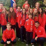 Chile prepara su debut en el Latinoamericano de Esquí Náutico 2017
