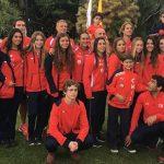 Chile ganó 15 medallas de oro en el Latinoamericano de Esquí Náutico 2017