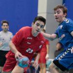 Chile derrotó a México en el Panamericano Juvenil Masculino de Handball