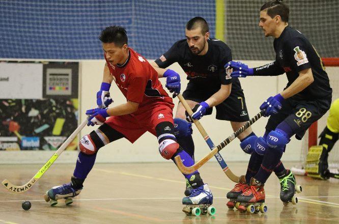 Resultado de imagen para hockey patin hombres chile