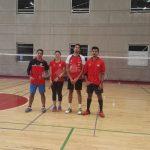 Chilenos debutaron con triunfos en el Panamericano de Bádminton