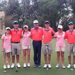 Chile debuta este miércoles en el Sudamericano Juvenil de Golf