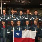 Nadadores y clavadistas nacionales logran medallas en torneos sudamericanos juveniles