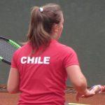 Equipos chilenos definen este sábado sus posiciones en el Sudamericano Sub 16 de Tenis