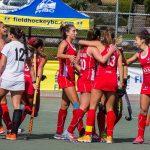 """Las """"Diablas"""" sumaron un nuevo triunfo en la Ronda 2 World League Femenina de Hockey Césped"""