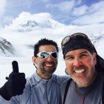 Ernesto Olivares y Hernán Leal intentarán alcanzar la cima del Monte Everest