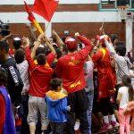 Español de Talca se tituló campeón de la Conferencia Centro de la Liga Nacional de Básquetbol