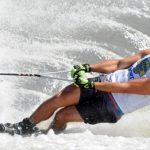 Felipe Miranda y Valentina González se titularon campeones nacionales de esquí náutico 2017