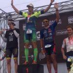 Felipe Van De Wyngard obtuvo el tercer lugar en el Ironman 70.3 de Lima