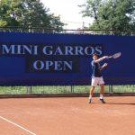 Jorge Montero se tituló campeón de dobles del Futuro 1 Qatar