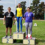 Atletas nacionales suman medallas en Grand Prix argentinos de atletismo
