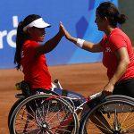 Chile cayó en su debut por el Mundial por Equipos de Tenis en Silla de Ruedas