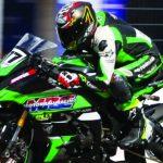 Martín Scheib logró el tercer lugar en la primera fecha del Superbike Argentino