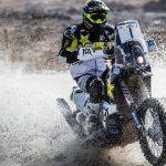Pablo Quintanilla obtuvo el séptimo lugar en la Súper Especial del Rally de Qatar
