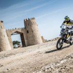 Pablo Quintanilla obtuvo el cuarto lugar en la primera etapa del Rally de Qatar