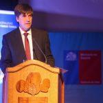 Pablo Squella realizó la cuenta pública del Ministerio del Deporte