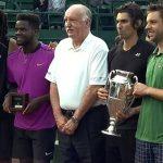 Julio Peralta y Horacio Zeballos se titularon campeones de dobles del ATP de Houston