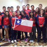 Chile sumó nuevas medallas de oro en segundo día del Sudamericano de Canotaje