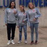 Tres jugadoras de Universidad de Chile ficharon en el fútbol de Emiratos Arabes Unidos