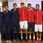 Santiago Giraldo y Nicolás Jarry abrirán la serie de Copa Davis entre Colombia y Chile