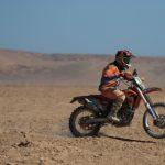 Tomás de Gavardo va por el podio en el Rally Los Collas en Chañaral