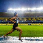 Bajo la lluvia se realizó la segunda versión del Grand Prix de Atletismo en Concepción