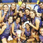 Valparaíso se tituló campeón del Nacional de Básquetbol Femenino Sub 17