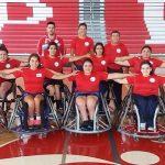 La Roja femenina de básquetbol en silla de ruedas disputa el Sudamericano en Lima