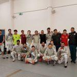 Seleccionados chilenos de sable finalizaron su entrenamiento en Hungría