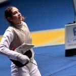 Katina Proestakis y Arantza Inostroza destacan en Mundial Cadete y Juvenil de Esgrima