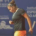 Bárbara Gatica tuvo otra jornada triunfal en el ITF 15K de Antalya