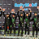 Benjamín Israel ganó el Gran Premio de Concepción del RallyMobil 2017