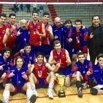 Selección Chilena Sub 23 ganó la Copa Boston College de volleyball masculino