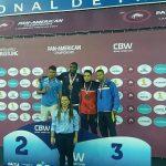 Carlos Romero obtuvo medalla de bronce en el Panamericano de Lucha Olímpica