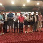 Carlos Vega ganó la categoría Pre Juvenil de la Copa Jorge Murdoch en Paraguay