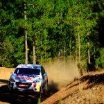 """""""Chaleco"""" López va por el triunfo en el Gran Premio de Concepción del RallyMobil"""