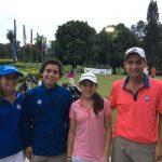 Golfistas chilenos tuvieron positivo debut en la Copa Juvenil Jorge Murdoch de Paraguay