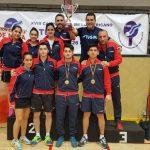 Chile se tituló campeón iberoamericano de tenis de mesa
